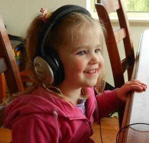 Eliza - aged 3