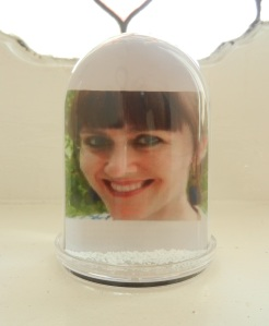 Snow Globe - photo of me