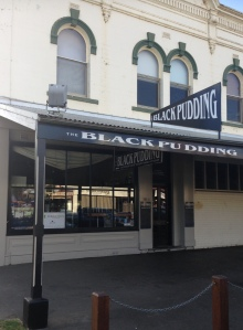 The Black Pudding cafe